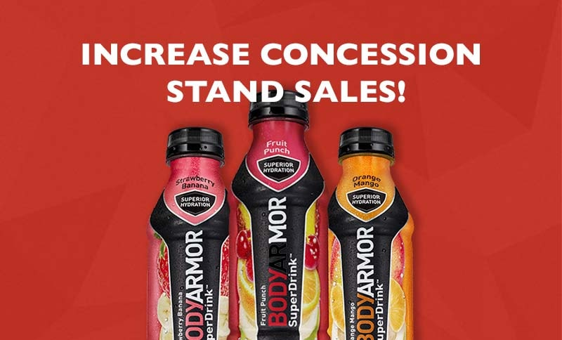 BodyArmor Sports Drink Bottles