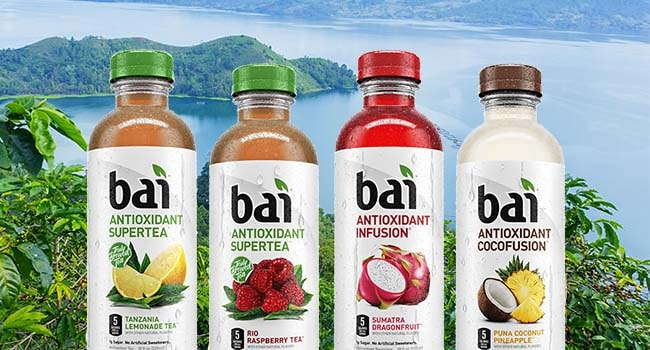 BAI Flavored Water grouping